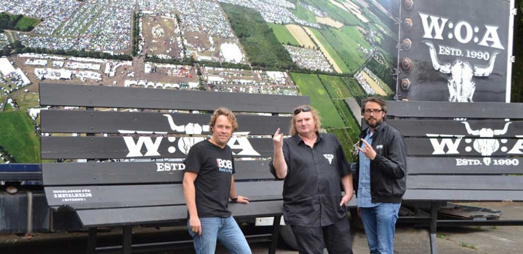 Wacken Open Air und RADIO BOB! rocken ab sofort gemeinsam
