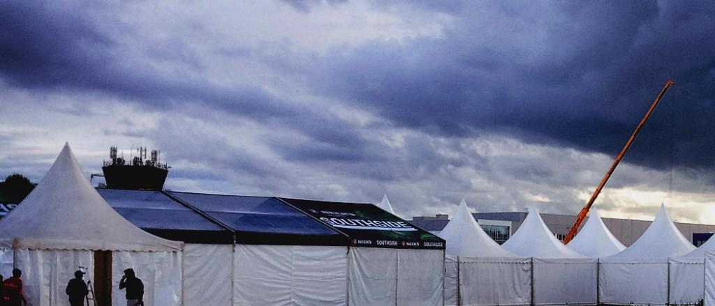 Aus! Unwetter! Mehrere Verletzte! Southside Festival abgebrochen