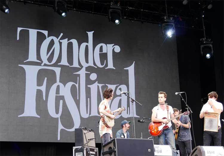 Neue Bands zum Tønder Festival 2018 - Festivals und Open Airs Online Blog