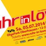 2014 - das Größte Ruhr-in-Love, das es je gab