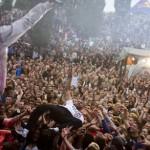 Fette Beats im Mauerpark: Über 10.000 Zuschauer feierten mit K.I.Z