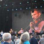 The Avett Brothers beim Tønder Festival