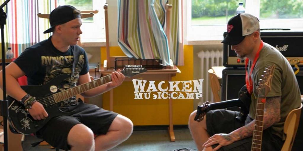 Abschlusskonzert des Wacken Music Camps 2016