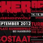 Ackerfestival 2012: Running Order und Tickets