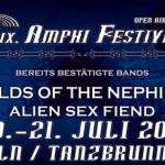 Erste Bands - erste Tickets - AMPHI FESTIVAL 2013