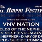 AMPHI FESTIVAL OPEN AIR 2013 mit OOMPH! und FADERHEAD
