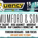Die ersten Acts fürs FM4 Frequency Festival 2017 sind da