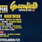 The Prodigy und The Offspring neu beim Greenfield Festival