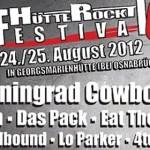 Weitere Neuzugänge für das Hütte Rockt Festival 2012