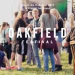 Internationale Bands auf dem Oakfield Festival 2017