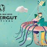 Immergut 2015 - Erste Künstler betreten die Festwiese