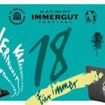 Immergut 2017 - Neue Bands,  Vorverkauf -  Helfer gesucht
