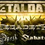 Megadeth und Sabaton als Headliner in Tolmin bei den Metaldays