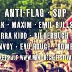 Mini-Rock-Festival erhöht die Schlagzahl seiner Bandveröffentlichungen