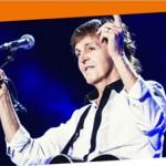 Paul McCartney spielt auf dem Roskilde Festival 2015