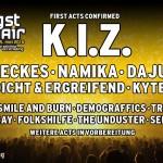 PFINGST OPEN AIR 2016 - Erste Acts, Tickets & News!