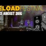 Reload Festival 2016 – Das Bandkarussell dreht sich