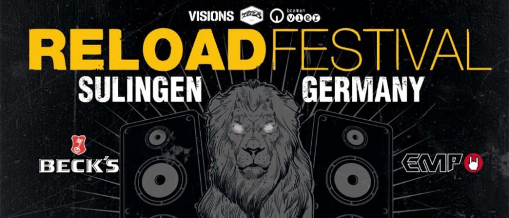 Reload-Festival 2016 u.a. mit Limp Bizkit, Five Finger Death Punch, Airbourne