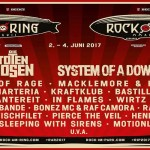 Rock am Ring und Rock im Park - Erste Headliner 2017: Die Toten Hosen und System Of A Down