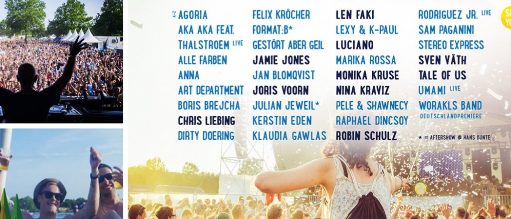 Sea You Festival 2016 – Line-Up und Tickets