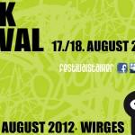 Chartstürmer Cro. Kraftklub, Yellowcard, Anti-Flag, K.I.Z. beim Spack! 2012