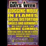 TWO DAYS A WEEK Festival mit ANGELS & AIRWAVES